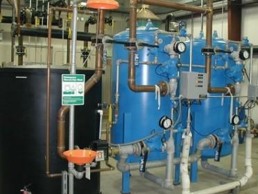 RO反渗透净水器 商用纯水机 桶装纯净水设备 LGRO-5000I型反渗透水处理设备
