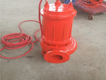 耐高温潜水泥浆泵 高温耐磨渣浆泵
