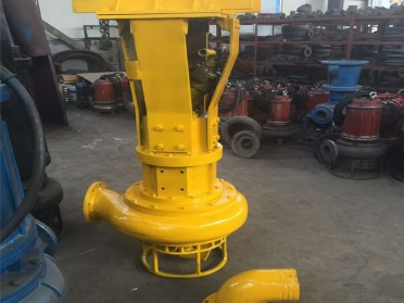 CSL防爆电机配套液下立式渣浆泵