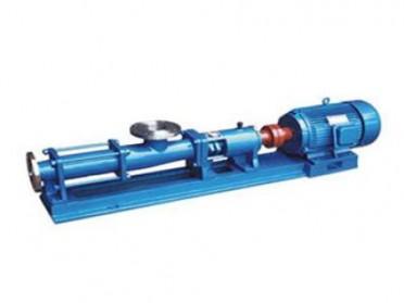 G30-1不锈钢轴螺杆泵