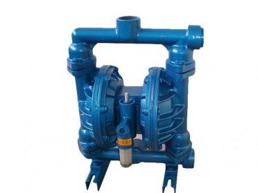 供应QBY型铸铁材质气动隔膜泵
