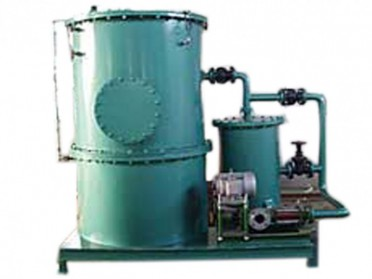 汽修厂油污水处理器,报废汽车拆解公司LYSF油水分离器
