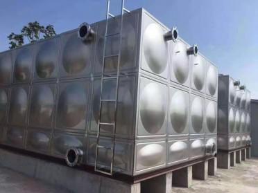组合式不锈钢水箱 耐高温组合式不锈钢水箱