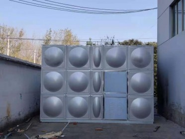 不锈钢箱泵一体化