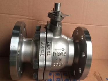 不锈钢2507高压球阀供应商