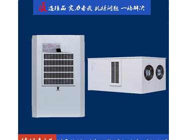 滁州华侨电子工业机柜侧挂顶装空调