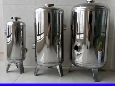 工业级304不锈钢硅磷晶罐 除垢器 热水过滤器 锅炉阻垢加药罐