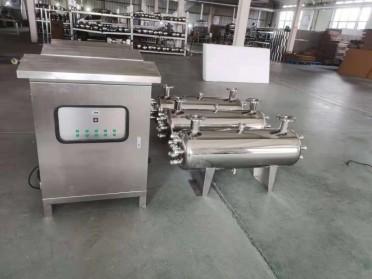 湖北省NLC-2000紫外线消毒器,污水厂专用
