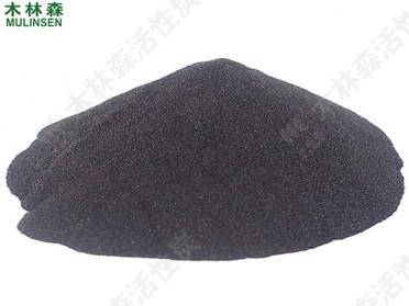维尼纶触媒载体活性炭 载体活性炭 木林森活性炭